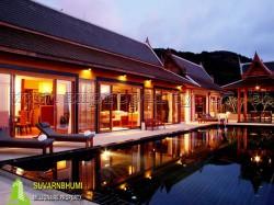 บ้านพักริมทะเล Ayara Kamala Resort ภูเก็ต